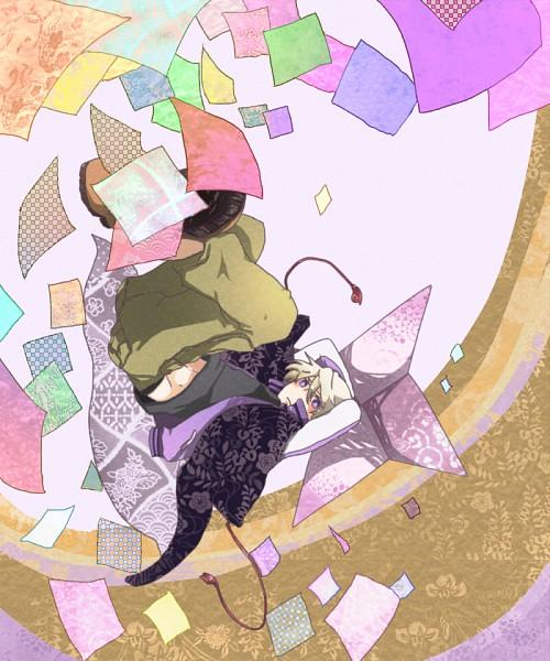 Tags: Anime, Yamada (fibm), TIGER & BUNNY, Ivan Karelin, Seigaiha, Pixiv, Fanart