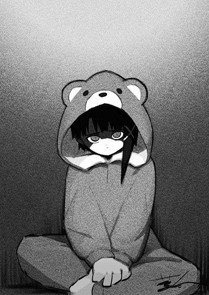 Tags: Anime, Pixiv Id 28320804, Serial Experiments Lain, Iwakura Lain