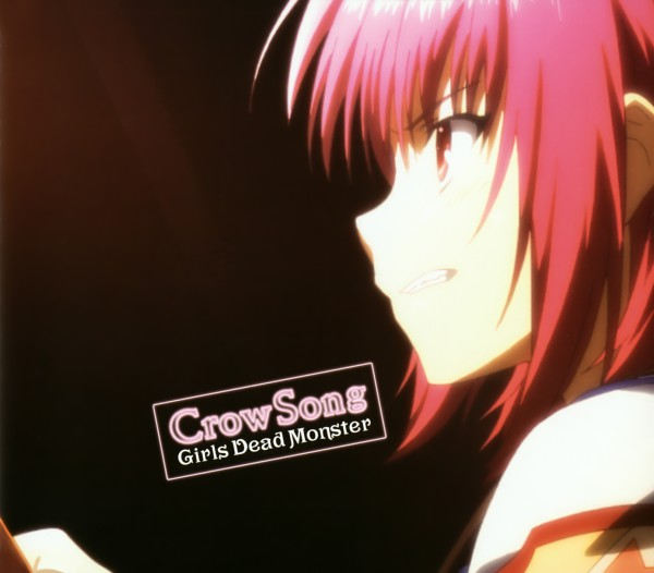 Tags: Anime, P.A. Works, Angel Beats!, Iwasawa Masami, CD (Source), Official Art