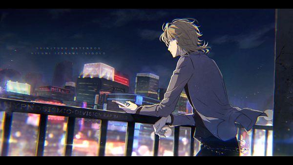 Tags: Anime, mokoppe, Hypnosis Mic -Division Rap Battle-, Izanami Hifumi, Fanart From Pixiv, Pixiv, Fanart