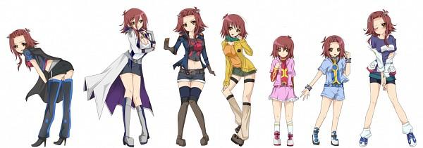 Tags: Anime, Pixiv Id 572579, Yu-Gi-Oh!, Yu-Gi-Oh! 5D's, Izayoi Aki, Crow Hogan (Cosplay), Lua (Yu-Gi-Oh! 5D's) (Cosplay), Bruno (Cosplay), Kiryu Kyosuke (Cosplay), Jack Atlas (Cosplay), Luca (Yu-Gi-Oh! 5D's) (Cosplay), Yusei Fudo (Cosplay), Twitter Header, Akiza Izinski