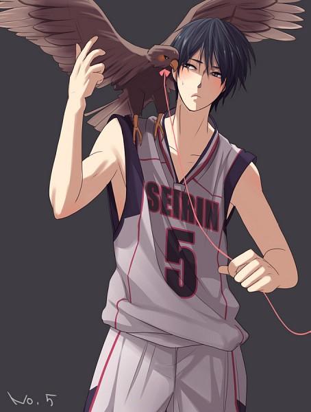 Tags: Anime, Pixiv Id 4964603, Kuroko no Basuke, Izuki Shun, Eagle, Hawk, Pixiv, Fanart, Fanart From Pixiv