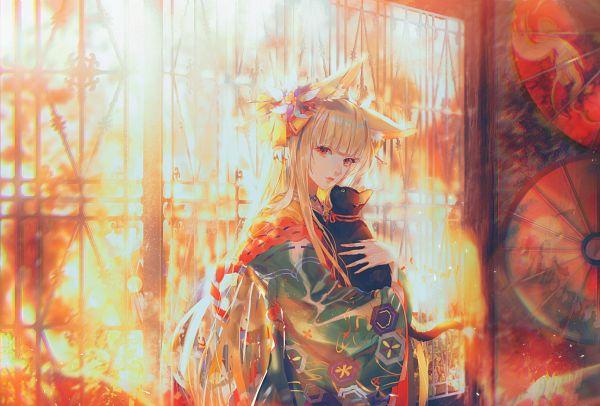 Izumi (Sdorica) - Sdorica -sunset-