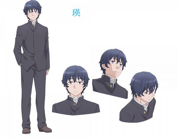 Tags: Anime, Yoshii Hiroyuki, Pine Jam, Just Because!, Izumi Eita, Cover Image, Official Art