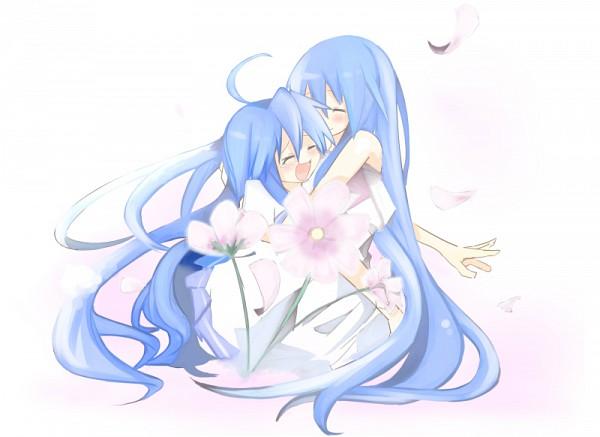 Tags: Anime, Kanikama, Lucky☆Star, Izumi Kanata, Izumi Konata, Izumi Family