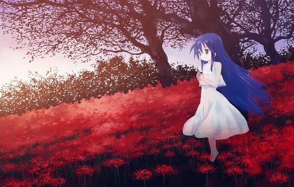 Tags: Anime, Lucky☆Star, Izumi Kanata, Wallpaper
