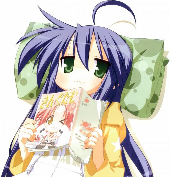 Tags: Anime, Lucky☆Star, Kogami Akira, Izumi Konata