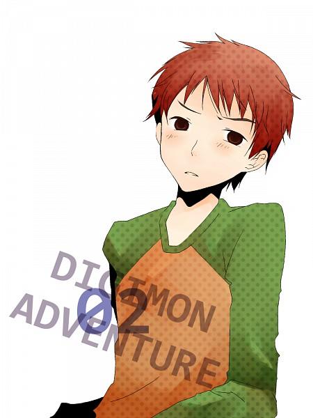 Tags: Anime, Pixiv Id 1583929, Digimon Adventure, Izumi Koushirou, Izzy Izumi