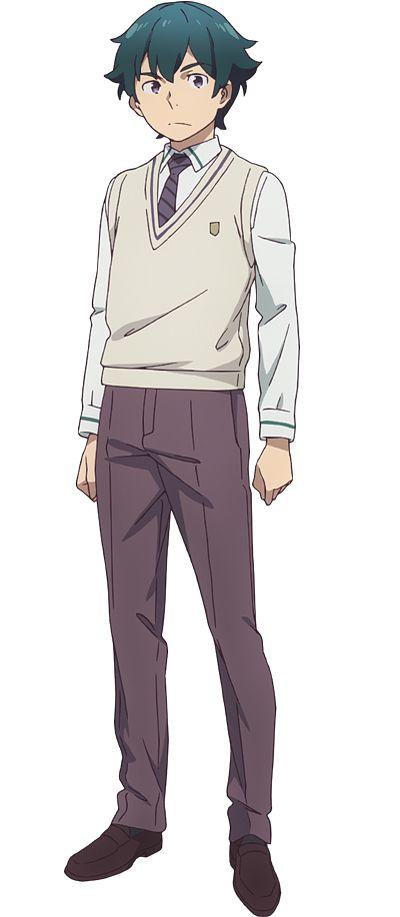Izumi Masamune - Eromanga Sensei