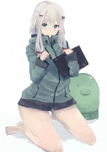 Tags: Anime, Pixiv Id 10366936, Eromanga Sensei, Izumi Sagiri, Fanart, Fanart From Pixiv, Pixiv