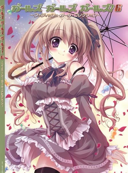 Tags: Anime, Izumi Tsubasu, Girls Girls Girls! 6, Scan, Original