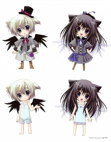 Tags: Anime, Izumi Tsubasu, Memory of jade, Original