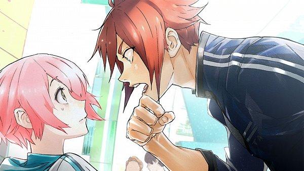 Tags: Anime, Ishida Sui, BROCCOLI, JACKJEANNE, Orimaki Suzu, Tachibana Kisa, 960x540 Wallpaper, CG Art