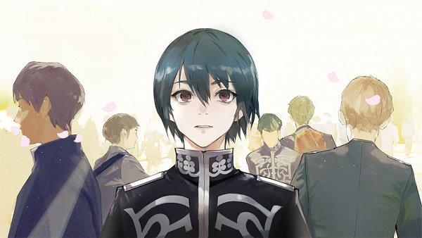 Tags: Anime, Ishida Sui, BROCCOLI, JACKJEANNE, Yonaga Soushirou, CG Art