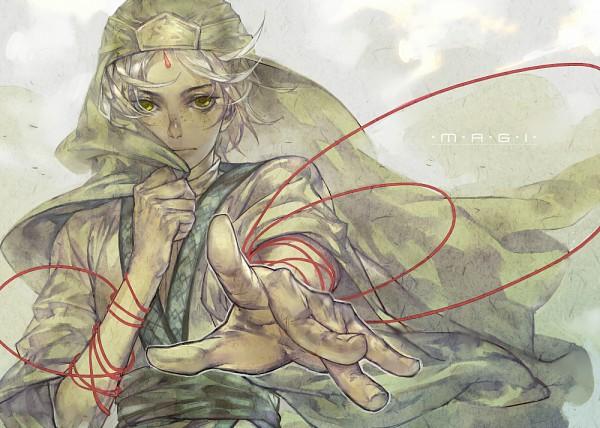 Tags: Anime, shishio*, MAGI: The Labyrinth of Magic, Ja'far, Fanart, Fanart From Pixiv, Pixiv