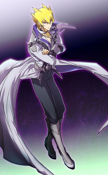 Jack Atlas - Yu-Gi-Oh! 5D's