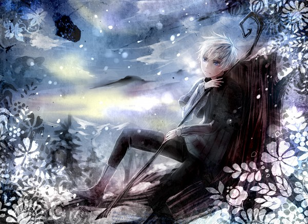 Tags: Anime, Shumijin, Rise of the Guardians, Jack Frost, deviantART
