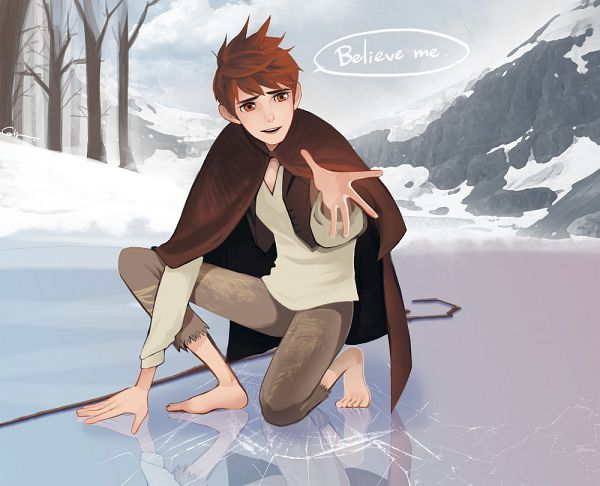 Tags: Anime, Coln, Rise of the Guardians, Jack Frost, deviantART, Fanart, Fanart From DeviantART