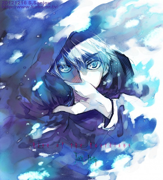 Tags: Anime, Pixiv Id 38673, Rise of the Guardians, Jack Frost, Beautiful Eyes, Fanart From Pixiv, Pixiv, Fanart