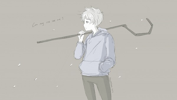 Tags: Anime, Pixiv Id 1025902, Rise of the Guardians, Jack Frost, HD Wallpaper, Wallpaper, Facebook Cover