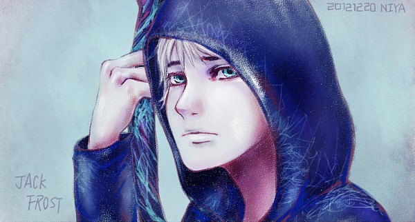 Tags: Anime, Pixiv Id 4496717, Rise of the Guardians, Jack Frost, Facebook Cover, Pixiv, Wallpaper, Fanart, Fanart From Pixiv