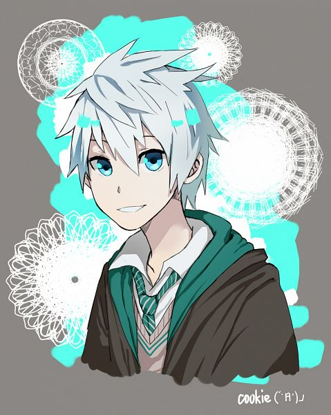 Tags: Anime, Zhineart, Rise of the Guardians, Jack Frost, Harry Potter (Cosplay), Harry Potter (Parody), Fanart, Fanart From Pixiv, Pixiv, Slytherin House