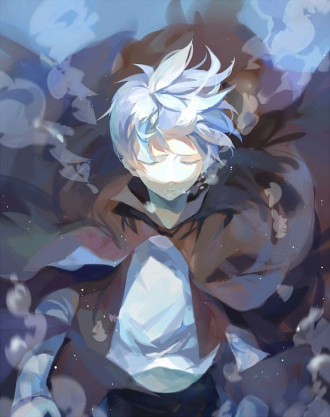 Tags: Anime, Momomoca, Rise of the Guardians, Jack Frost, Drown, Fanart