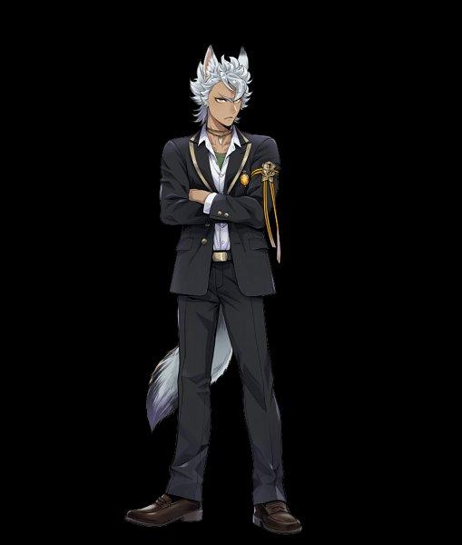 Tags: Anime, Toboso Yana, f4samurai, Twisted Wonderland, Jack Howl, Official Art