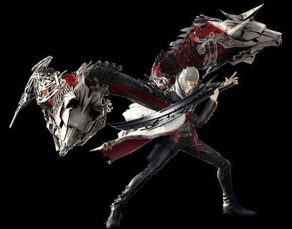 Jack Rutherford - CODE VEIN