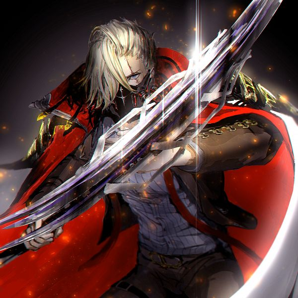 Tags: Anime, Pixiv Id 20879991, CODE VEIN, Jack Rutherford, Fanart From Pixiv, Pixiv, Fanart