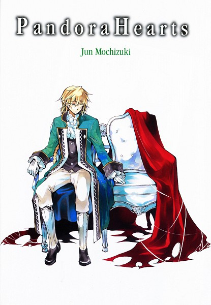Tags: Anime, Mochizuki Jun, SQUARE ENIX, Pandora Hearts, Pandora Hearts ~Odds And Ends~, Jack Vessalius, Mobile Wallpaper, Scan, Official Art