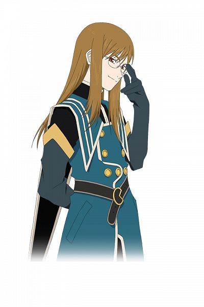 Jade Curtiss - Tales of the Abyss