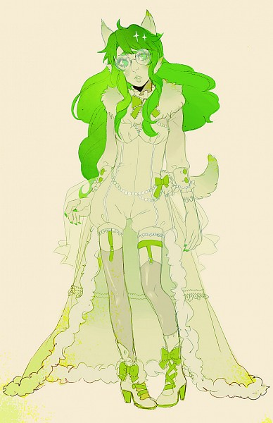 Jadesprite - Jade Harley