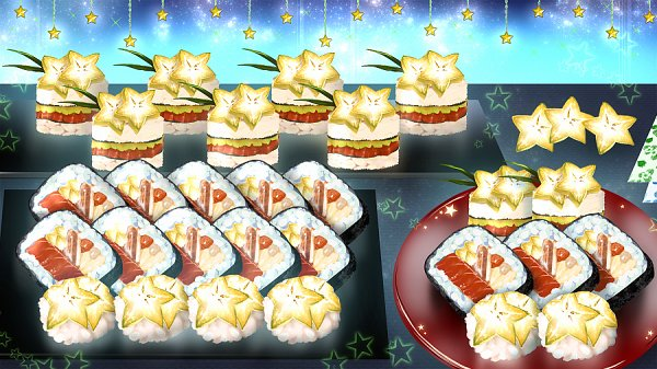 Tags: Anime, Tommy Walker Id 01543, TOMMY WALKER, Jaeger Sixth, Sushi, Facebook Cover