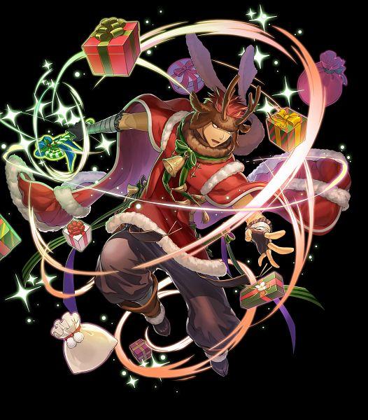 Tags: Anime, Intelligent Systems, Fire Emblem Heroes, Jaffar (Fire Emblem), Artist Request, Official Art