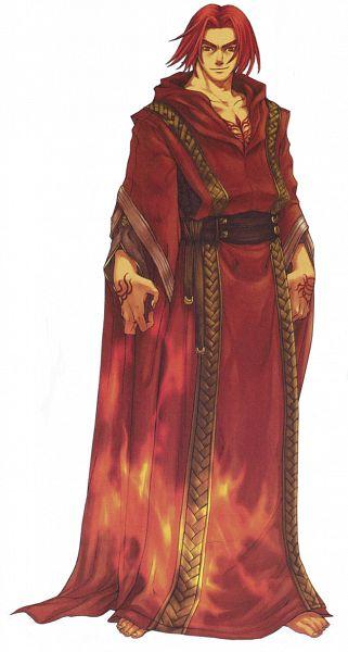 Jahn (Fire Emblem) - Fire Emblem: Fuuin no Tsurugi