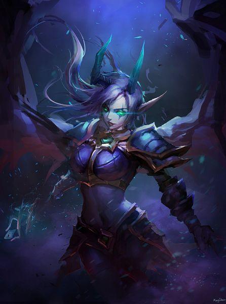 Warcraft 3 Anime Characters : Jaina proudmoore warcraft zerochan anime image board