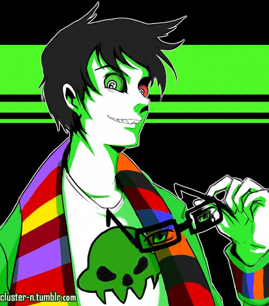 Tags: Anime, Niconekoness, Homestuck, Jake English