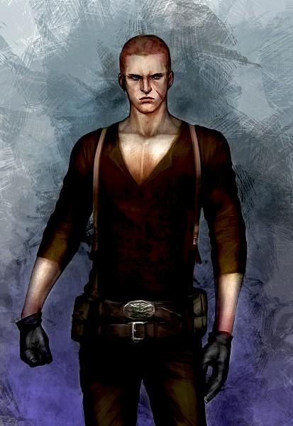 Jake Muller - Resident Evil