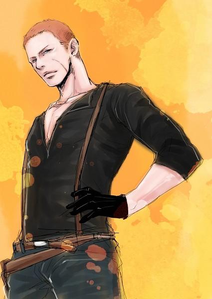 Tags: Anime, Pixiv Id 2503779, Resident Evil, Jake Muller, Pixiv