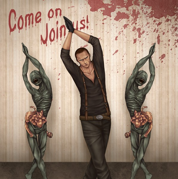 Tags: Anime, Pixiv Id 313654, Resident Evil, Jake Muller, Pixiv
