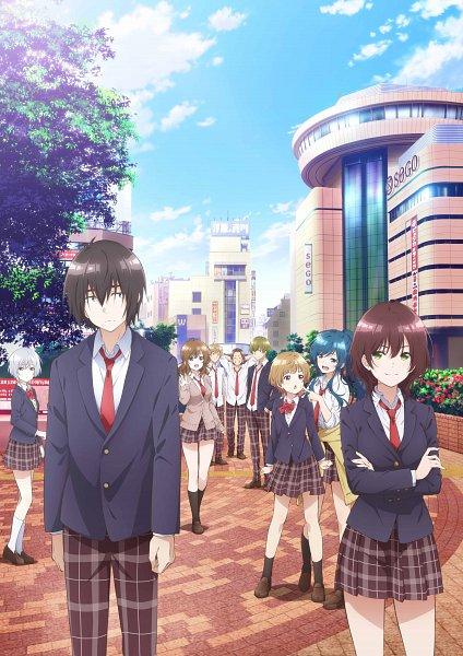 Image Jaku-Chara Tomozaki-kun