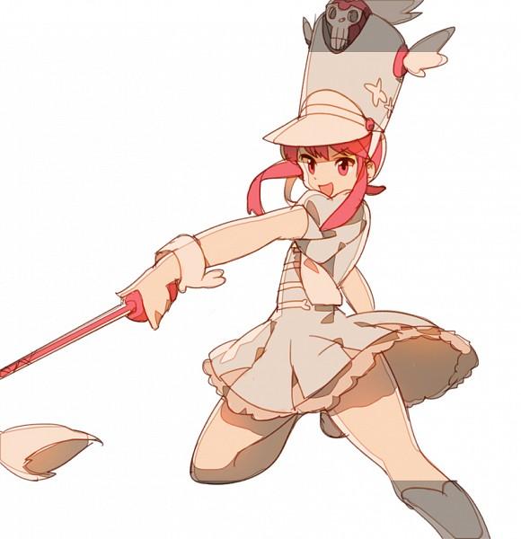 Tags: Anime, Pixiv Id 1672745, KILL la KILL, Jakuzure Nonon, Gray Hat, Gray Dress, Gray Outfit, Gray Headwear, PNG Conversion