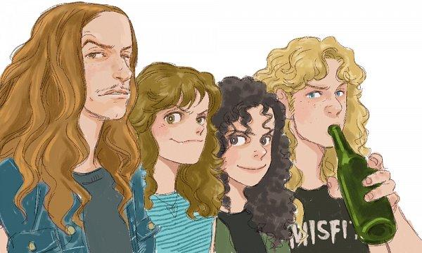 James Hetfield - Metallica (Band)
