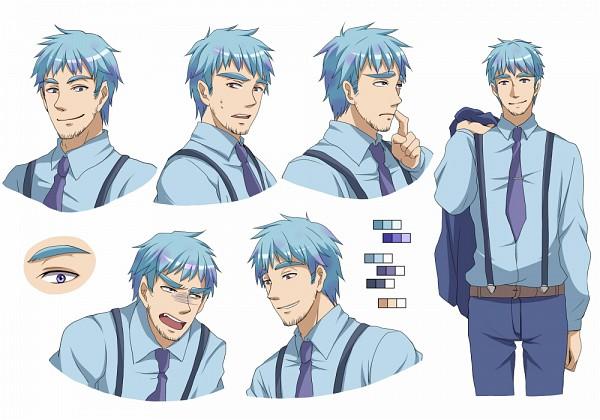 "Tags: Anime, Pixiv Id 2530579, Monsters Inc., James P. ""Sulley"" Sullivan, Disney, Pixiv, Pixar, Character Sheet, Fanart"