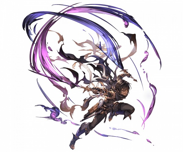 Tags: Anime, Minaba Hideo, Cygames, Granblue Fantasy, Jamil (Granblue Fantasy), Cover Image, Official Art