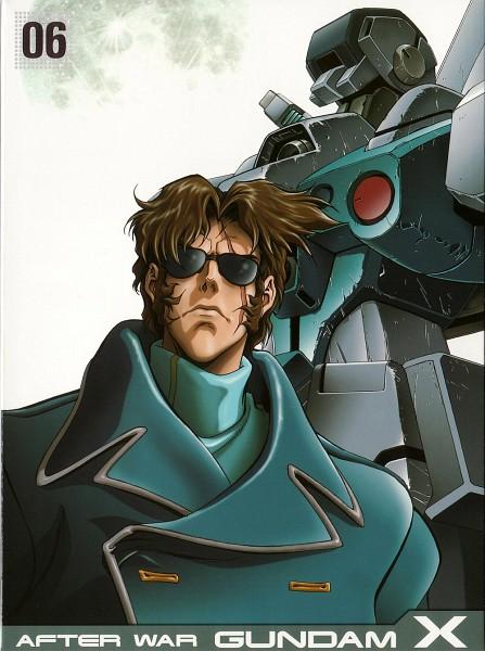 Jamil Neate - Kidou Shinseiki Gundam X