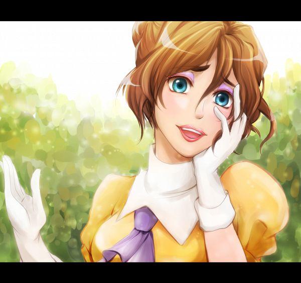 Tags: Anime, Pixiv Id 1376408, Tarzan, Jane Porter, Pixiv, Fanart, Fanart From Pixiv