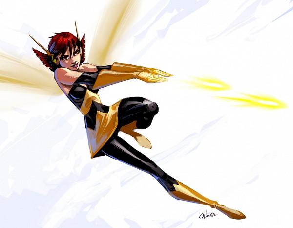 Janet van Dyne - Marvel