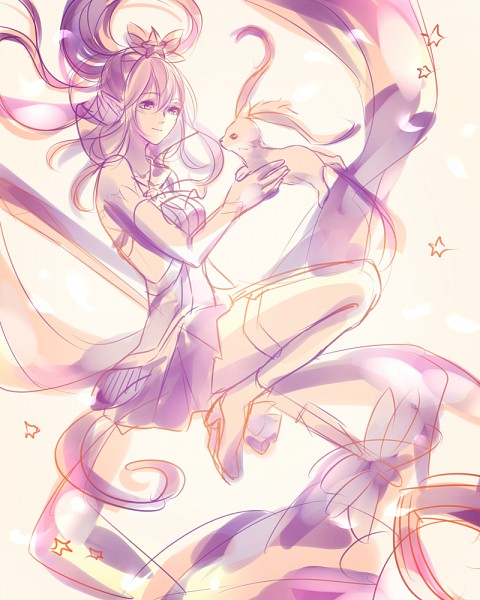 Tags: Anime, Pixiv Id 5043063, League of Legends, Janna